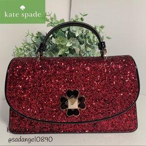 Kate Spade Odette Glitter Mini Satchel
